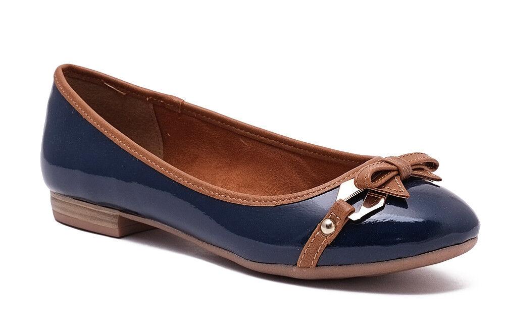 Обувь женская Marco Tozzi Балетки женские 2_22139_890 - фото 1