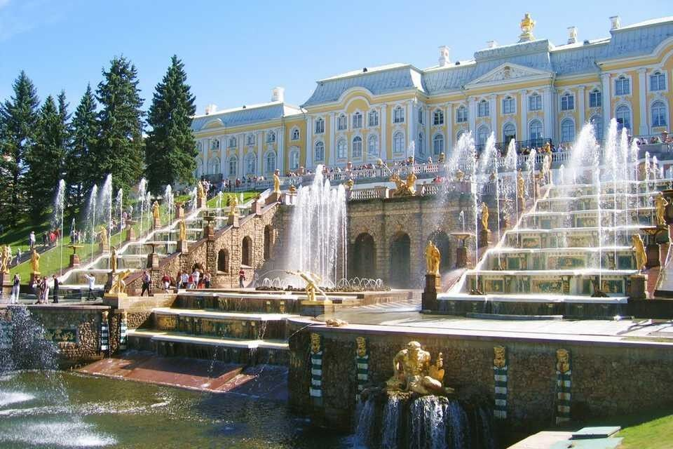 Туристическое агентство Элдиви Автобусный тур «Санкт-Петербург. Классика» - фото 1