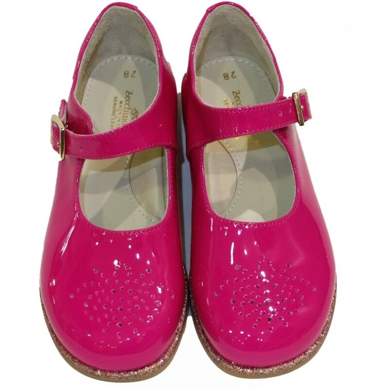Обувь детская Zecchino d'Oro Туфли для девочки A11-1175 - фото 1