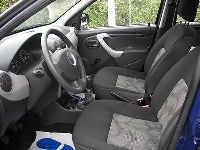 Аренда авто Dacia Sandero 2012 г.в. - фото 3