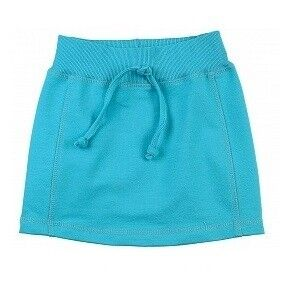 Юбка детская Mini Maxi Юбка для девочки бирюзовая UD0335 - фото 1