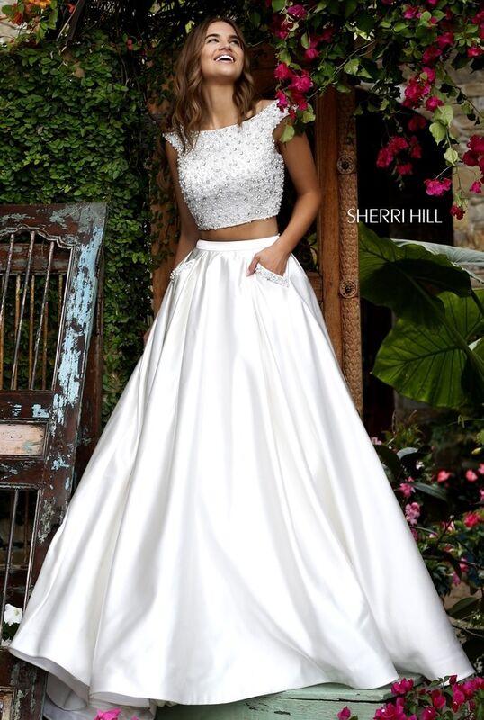 Вечернее платье Sherri Hill Платье 50088 - фото 1