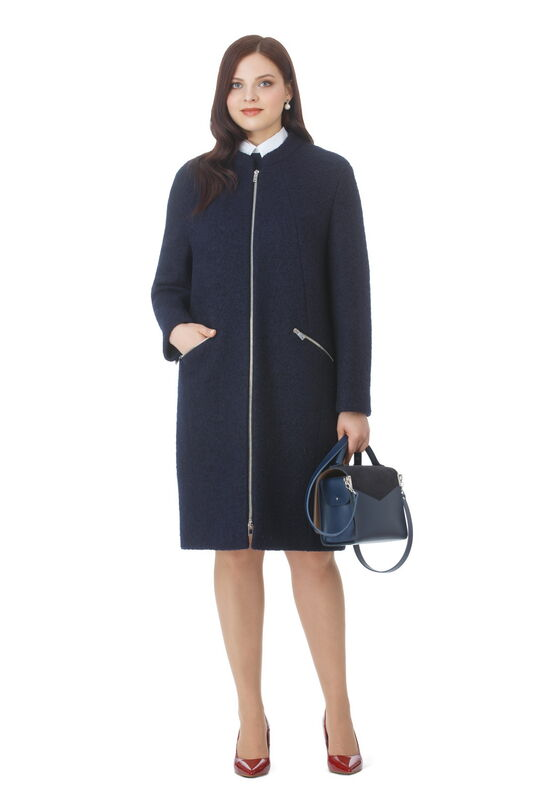 Верхняя одежда женская Elema Пальто женское демисезонное Т-6914(2017) - фото 1