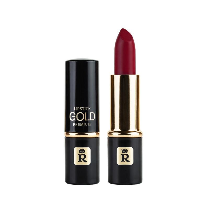 Декоративная косметика Relouis Губная помада Premium Gold, тон 313 - фото 1