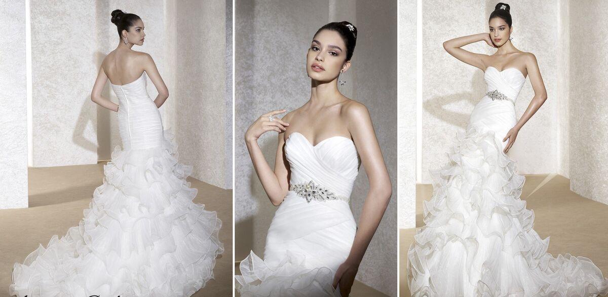 Свадебный салон Fara Sposa Свадебное платье 5128 - фото 2