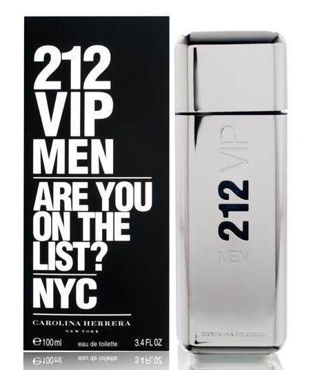 Парфюмерия Carolina Herrera Туалетная вода 212 VIP Men, 30 мл - фото 1