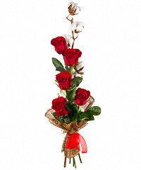 Магазин цветов Фурор Букет «Вертикаль» - фото 1