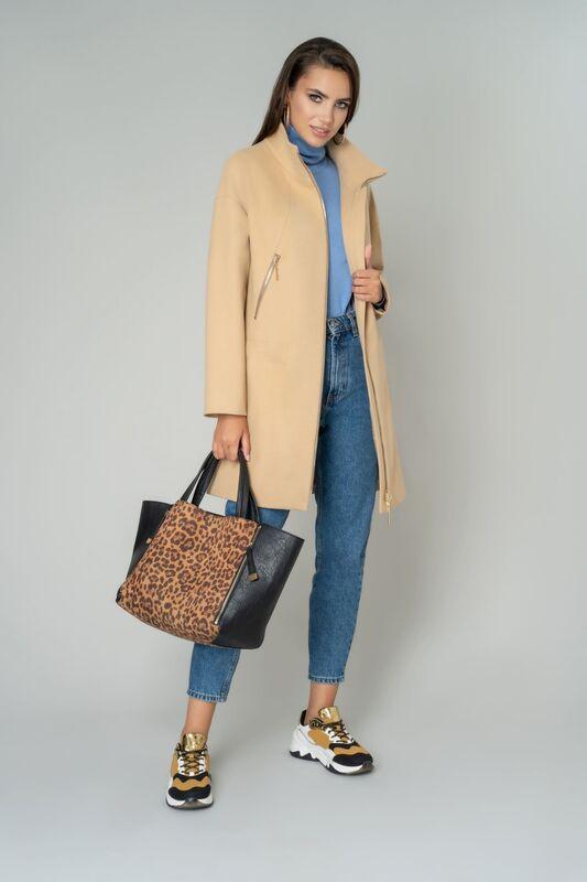 Верхняя одежда женская Elema Пальто женское демисезонное 1-10153-1 - фото 1
