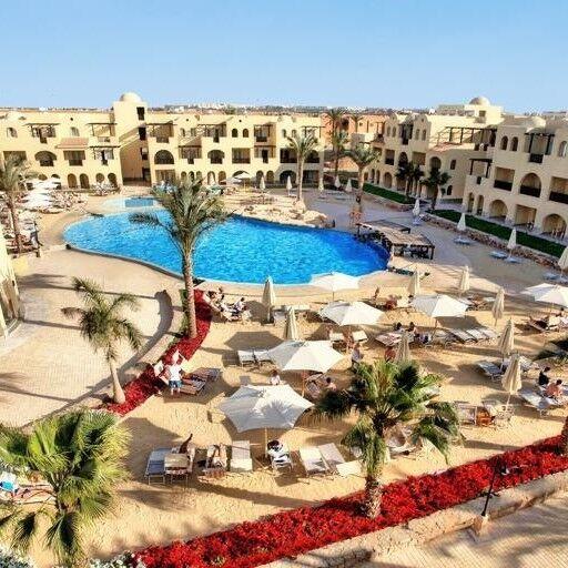 Туристическое агентство Кросс тур Пляжный авиатур в Египет, Макади Бэй, Stella Di Mare Beach Resort & Spa Makadi 5* - фото 1