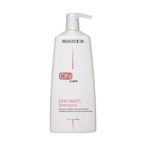 Уход за волосами Selective Хелатирующий шампунь для волос On Care Tech - фото 1
