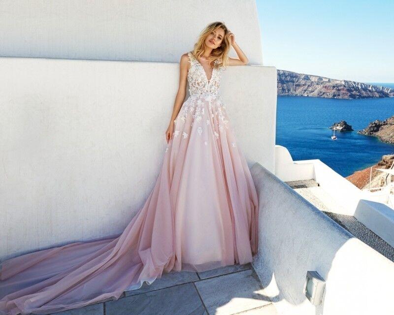 Свадебное платье напрокат Eva Lendel Платье свадебное Britany - фото 1