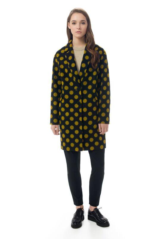 Верхняя одежда женская Elema Пальто женское демисезонное Т-6146-1 - фото 1