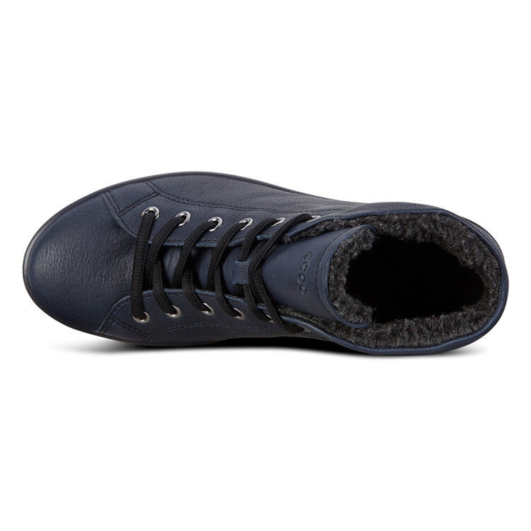 Обувь женская ECCO Кеды высокие FARA 235343/01303 - фото 6