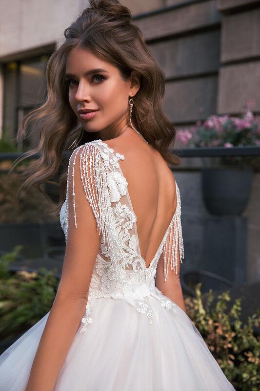 Свадебное платье напрокат Vanilla room Платье свадебное София - фото 1