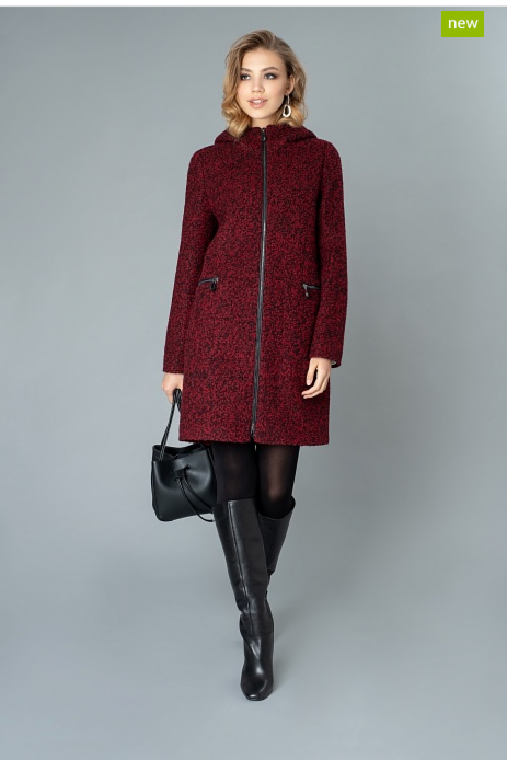 Верхняя одежда женская Elema Пальто женское демисезонное 1-9433-1 - фото 1