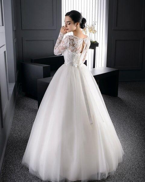 Свадебное платье напрокат ALIZA Платье свадебное «Rose» Diva Vivien - фото 1