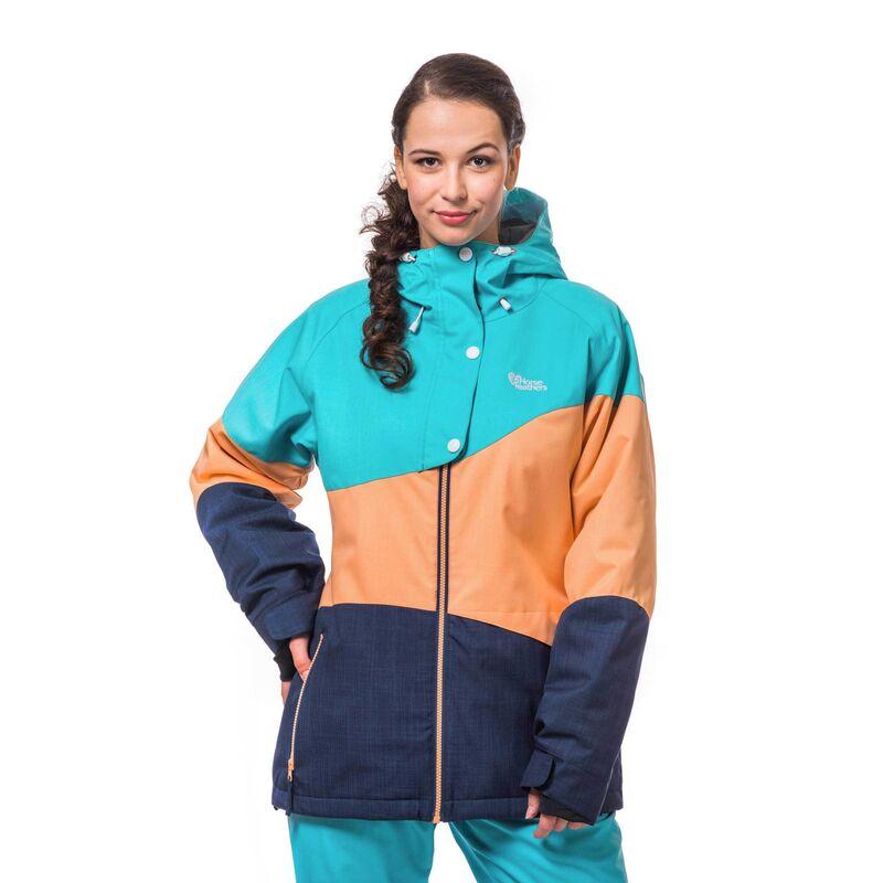 Спортивная одежда Horsefeathers Сноубордическая куртка Сoralie 1617 голубой - фото 1