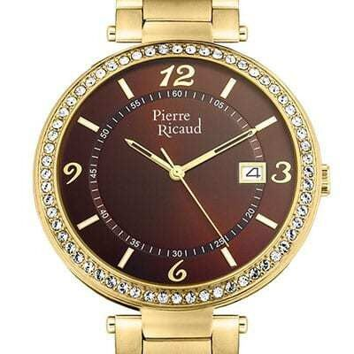 Часы Pierre Ricaud Наручные часы P22003.115GQZ - фото 1