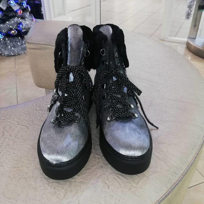 Обувь женская Laura Bellariva Ботинки женские 5006 - фото 2