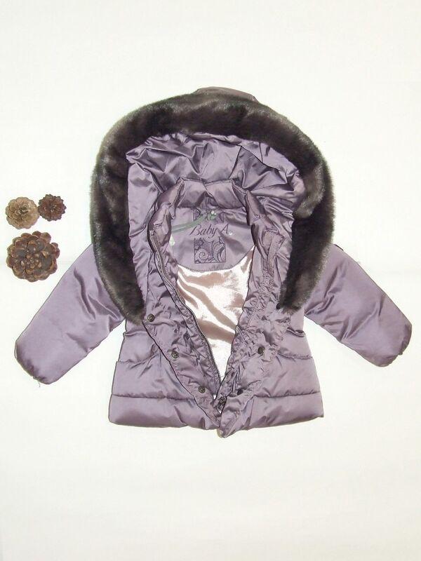 Верхняя одежда детская TRE API Куртка для девочки Z0226 - фото 2