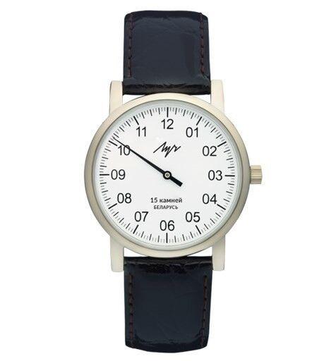 Часы Луч Наручные часы «Однострелочник»  337477760 - фото 1