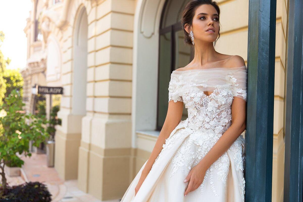 Свадебный салон Crystal Платье свадебное Emilia - фото 2