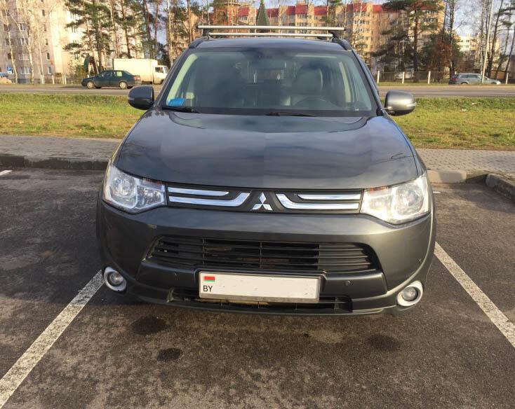 Прокат авто Mitsubishi Outlander 4x4 2014 автомат - фото 4