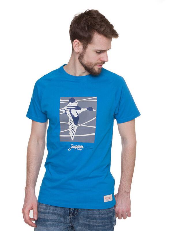 Кофта, рубашка, футболка мужская Запорожец Футболка «Perelet» SKU0114000 - фото 3