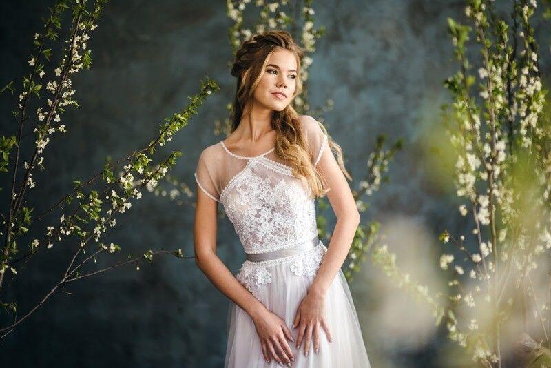 Свадебное платье напрокат Артемида Платье свадебное Nicol - фото 3