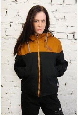 Спортивная одежда Air Jacket Куртка на флисе Mustard Black - фото 1