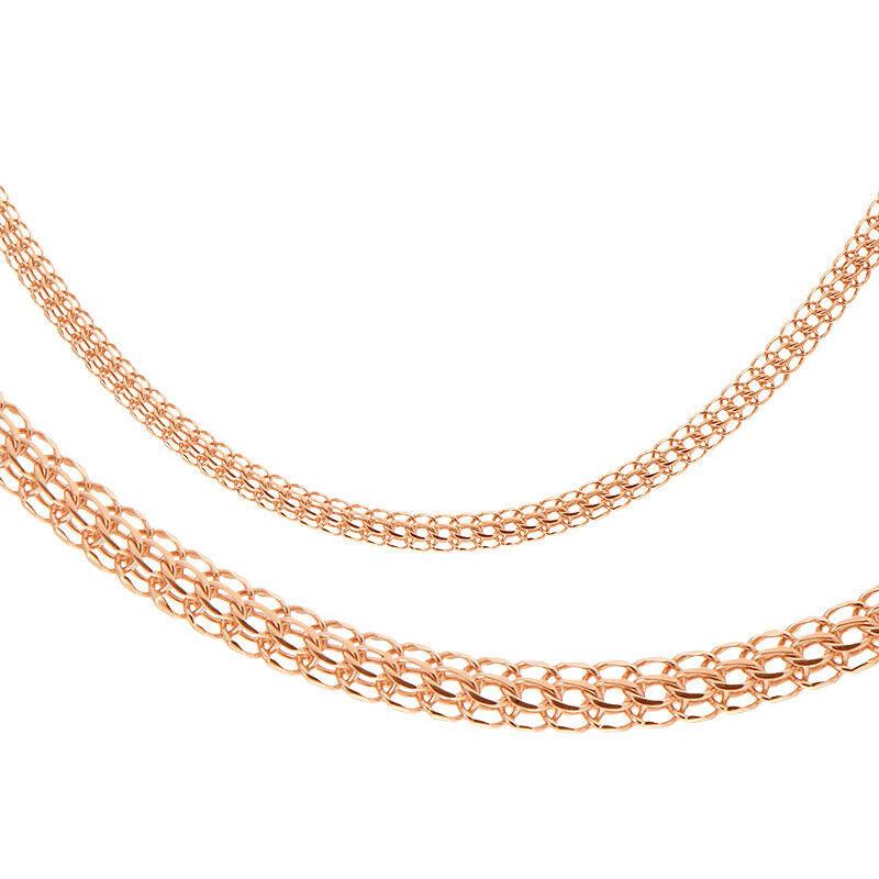 Ювелирный салон Jeweller Karat Цепь золотая Фараон арт. 1047045/23 - фото 1