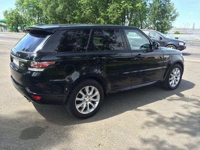 Прокат авто Range Rover Sport 2015 - фото 4