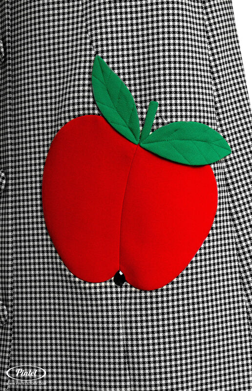 Верхняя одежда женская Pintel™ Однобортное пальто А-силуэта Jussiida - фото 3
