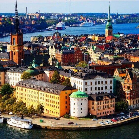 Туристическое агентство Территория отдыха Круиз «Таллин - Стокгольм - Хельсинки - Дроттнингхольм - Рига» - фото 1