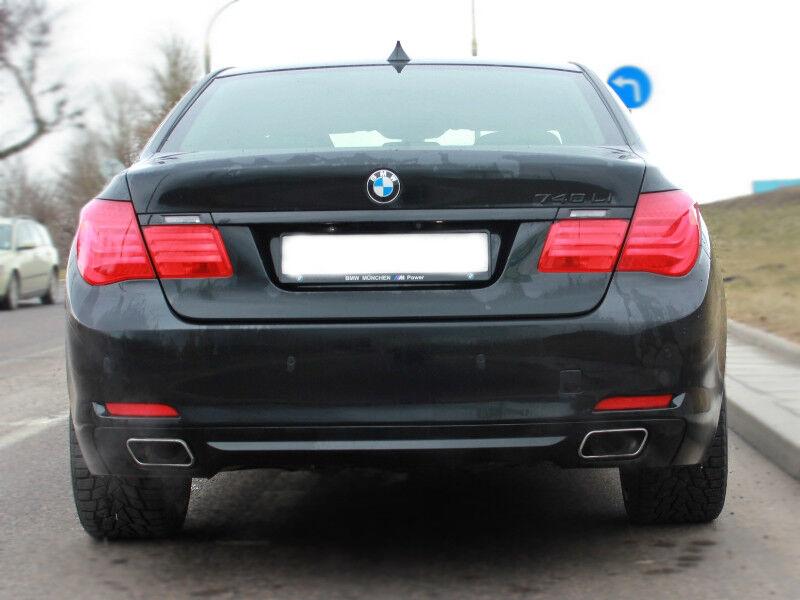 Прокат авто BMW 7 F02 - фото 3