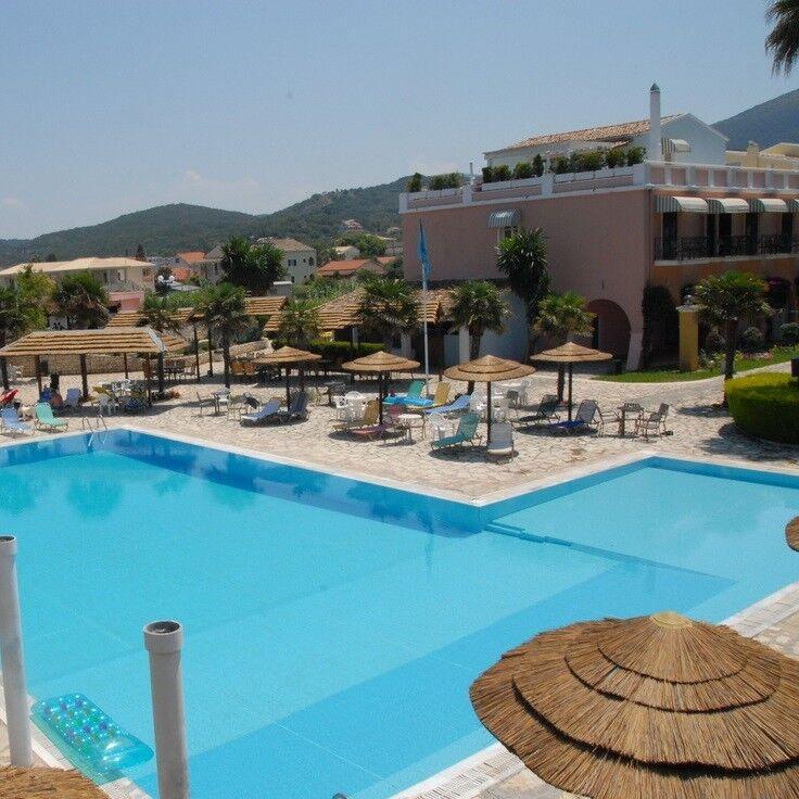 Туристическое агентство Суперформация Пляжный авиатур в Грецию, о. Корфу, Ionian Princess Club Hotel 4* - фото 1