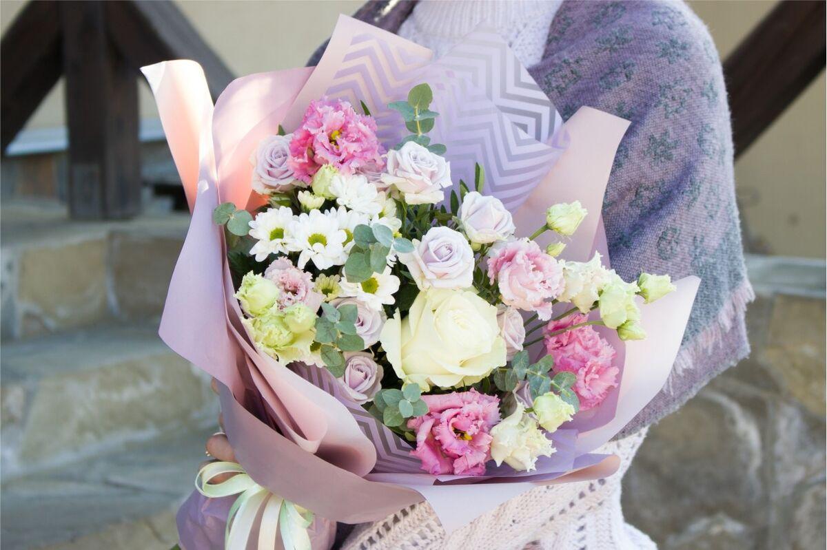 Магазин цветов VGosti.by Цветочный крем - фото 1