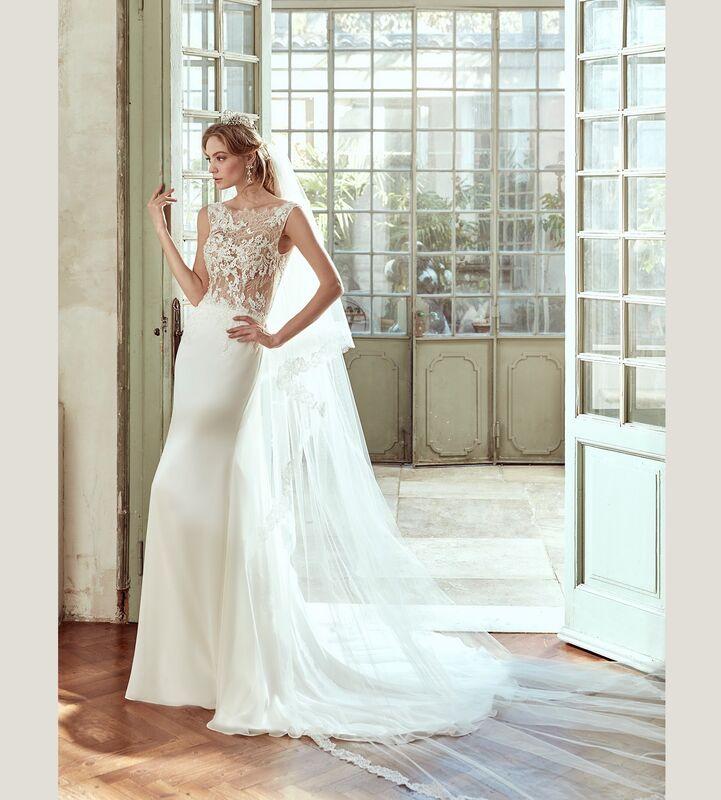 Свадебное платье напрокат Nicole Платье свадебное Dominica - фото 1