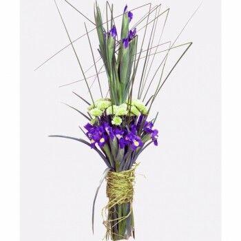 Магазин цветов Ветка сакуры Мужской букет №21 - фото 1