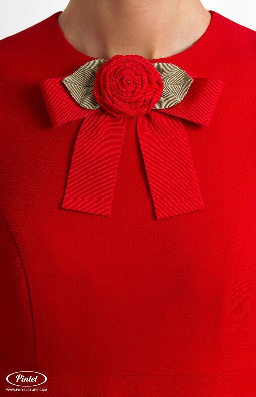 Платье женское Pintel™ Платье Temollaä - фото 5