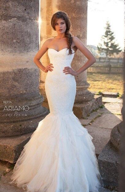 Свадебное платье напрокат Ariamo Bridal Платье свадебное Berta - фото 1