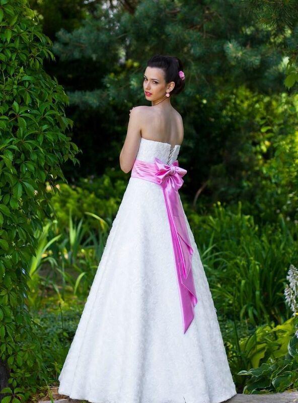 Свадебный салон Robe Blanche Платье свадебное Rosabel - фото 3
