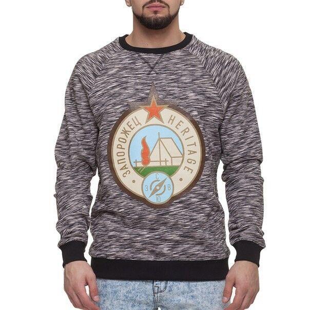 Кофта, рубашка, футболка мужская Запорожец Свитшот «Турист» - фото 1