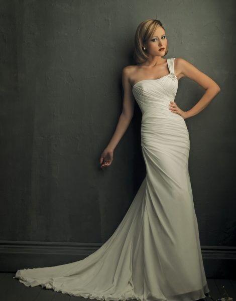 Свадебное платье напрокат Allure Bridals Платье свадебное 8702 - фото 1
