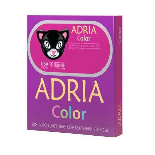 Линзы Interojo Контактные линзы Adria Color 1 Tone - фото 1