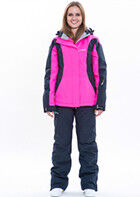 Верхняя одежда женская Free Flight Женская зимняя спортивная куртка модель №1426 - фото 5