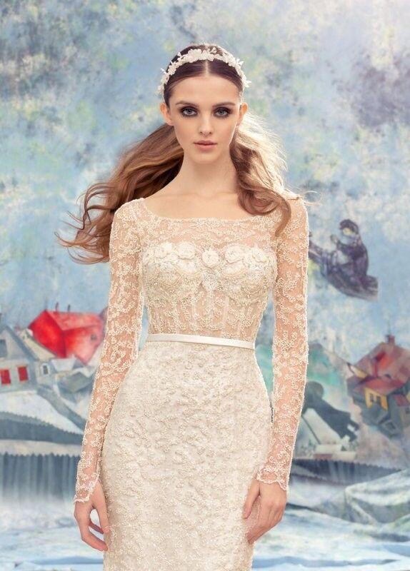 Свадебный салон Papilio Свадебное платье «Жако» 1727L - фото 3