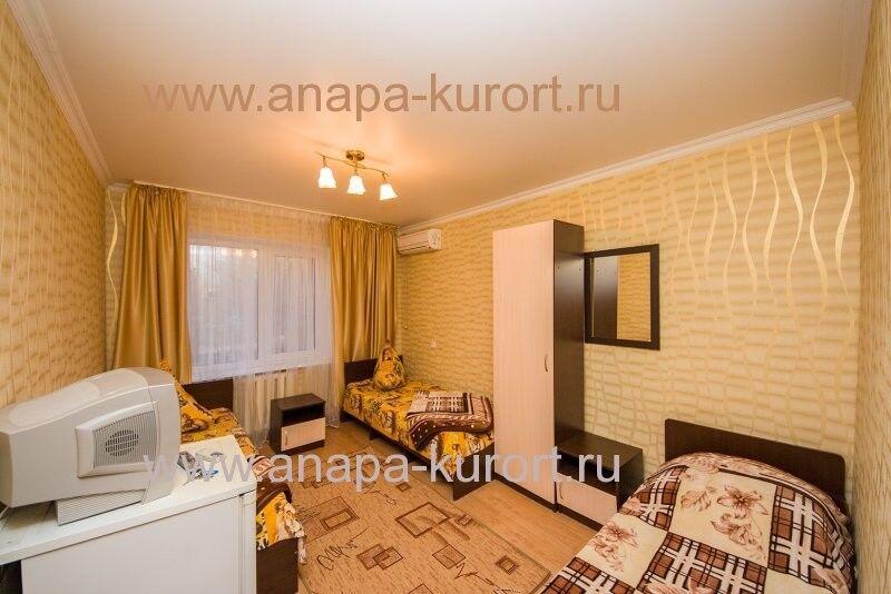 Туристическое агентство Никатур Отдых в Анапе, гостевой дом «Нодари» - фото 8