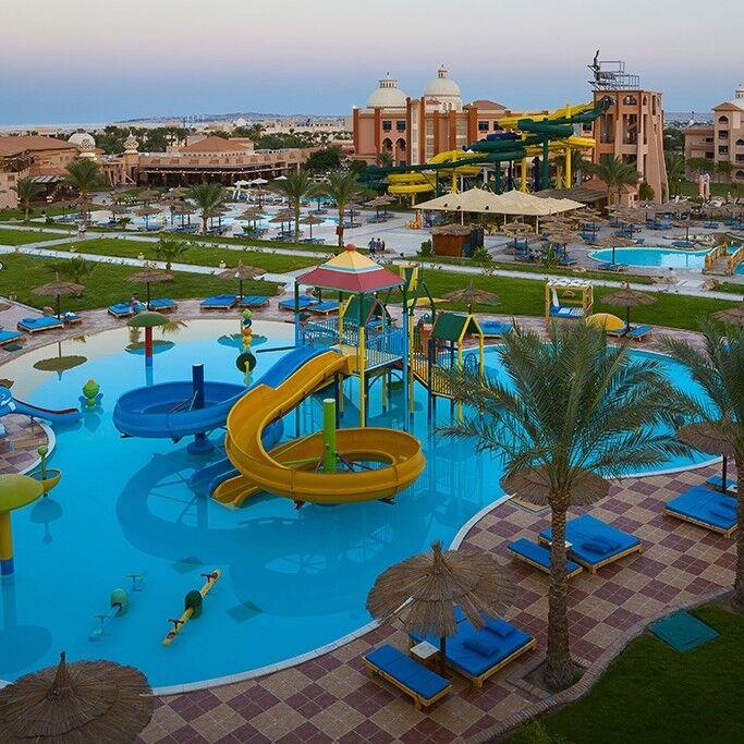 Туристическое агентство Трэвел Сок Пляжный тур в Египет, Хургада, Albatros Aqua Park 4* - фото 1