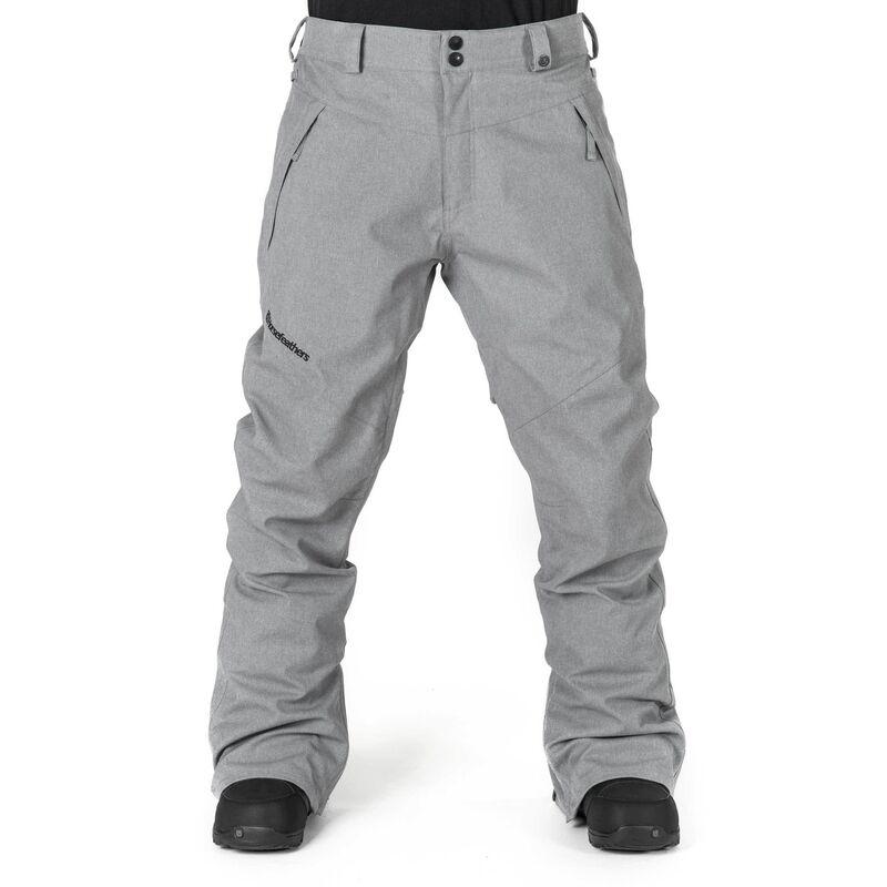 Спортивная одежда Horsefeathers Сноубордические брюки Cronus 1617 серый - фото 1